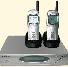 Мощные радиотелефоны с базой Senao SN-868 plus
