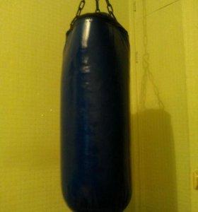 Боксёрская груша.