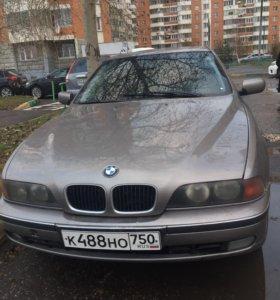 BMW 5 серии 2.0 MT 1996 седан