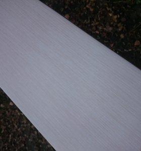 Плитка керамическая матовая бежевая 6,32 кв.м