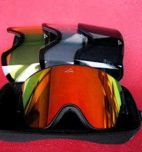 Маска для сноубординга и горных лыж