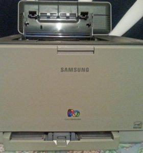 Цветной лазерный принтер Samsung CLP-310