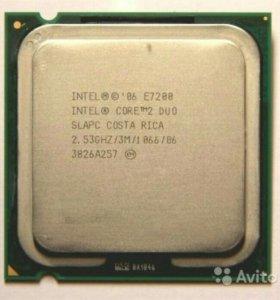 Процессор e7200