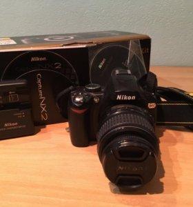 Nikon d60 18-55 Kit