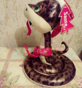 """Новая игрушка """"Змея"""""""