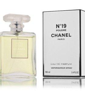 Женские духи Chanel #19 poudre