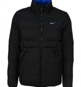Двусторонняя утепленная куртка Nike.