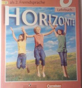 Немецкий язык Horizonte 6