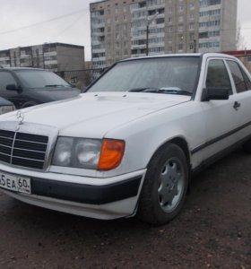 Mercedes-Benz E-класс, 1987