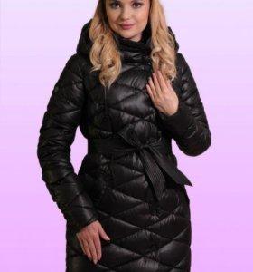 Пальто болоньевое новое