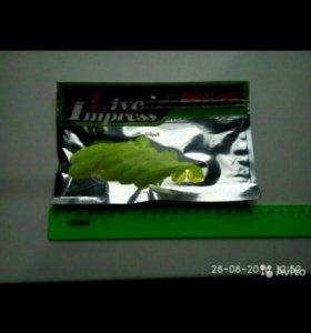 Приманки 7,5 см 3 гр