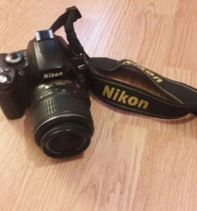 Цифровой фотоаппарат NIKON DIGITAL CAMERA D40