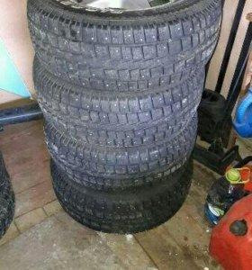 Зимние колеса в сборе 8JX16 Л mercedes-benz