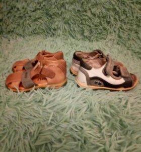 обувь для мальчика 20,21 размер