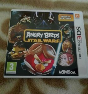 Angry Birds: Star Wars (3DS)
