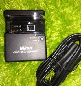 Зарядное для фотоаппаратов nikon