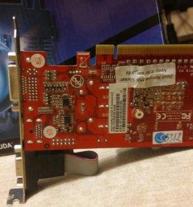 Видеокарта GT 430 1024 mb DDDR с CD драйвером