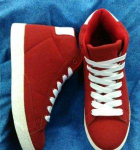 Новая обувь. Последняя пара