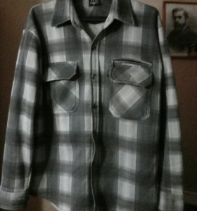 Фланеливая рубашка