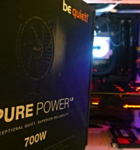 Be Quiet PURE POWER L8 700W [BN225]