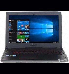 Игровой ноутбук asus FX553VD-DM653T