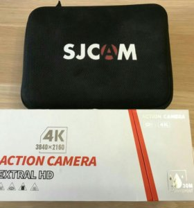 Экшн Камера sjcam sj8000 WiFi 4K Ultra HD