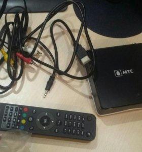 Кабельная ТВ-Приставка МТС