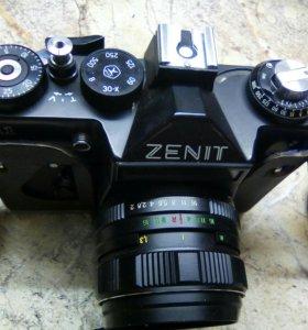 """Фотоаппарат """"Зенит-11"""" ZENIT-11 HELIOS-44M-4"""