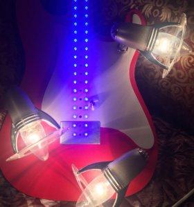Подсветка гитара 🎸