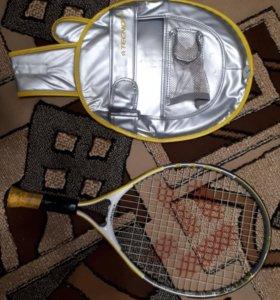 Ракетка для большого тениса детская