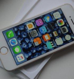 iPhone 5s, 64GB, Gold