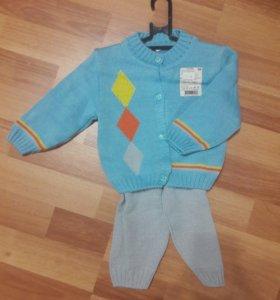 Детский костюм (новый)  рост 68