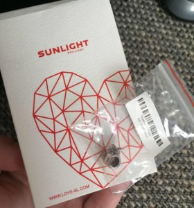 Подвеска шарм Sunlight +подвеска