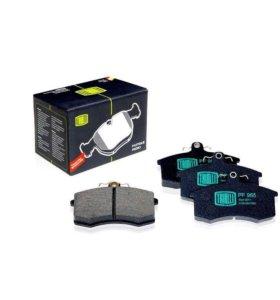 Тормозные колодки передние  Trialli на ВАЗ