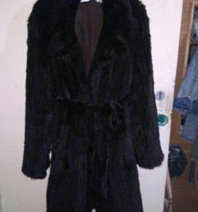 Норковая шубка или меховое пальто