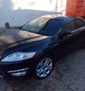 Ford mondeo 2012 год