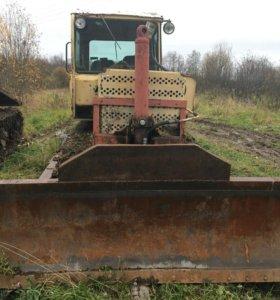 Трактор-ДТ-75