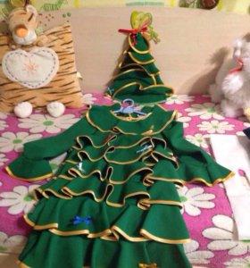 Новогодний костюм, елочка