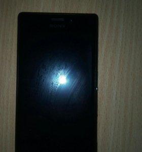 Продам телефон, SONY XPERIA M2 б/у