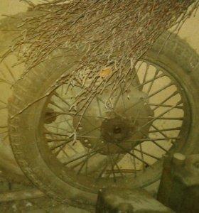 Продам колеса для мото Урал