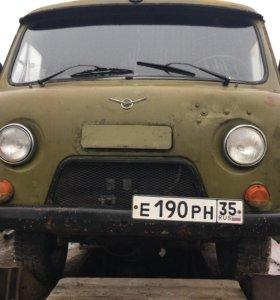 УАЗ-452 (Буханка)