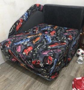 Диван-кровать для мальчика