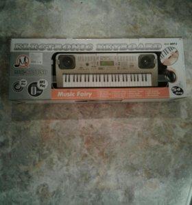 Синтезатор-музыкальный МР3-USB