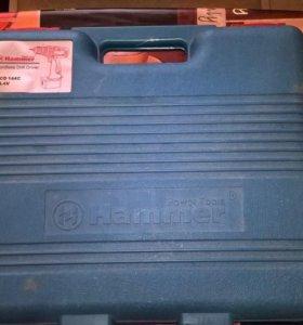 """Шуруповёрт """"Hammer ACD 144C"""""""