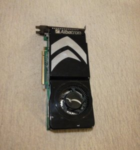 Видеокарта Albatron GeForce 8800 GTS 650Mhz PCI-E