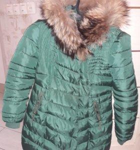Куртка зимняя 50 р-р