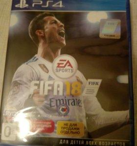 FIFA 18 + промокод