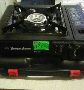 Портативная газовая печь