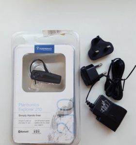 Bluetooth-гарнитура. Новая