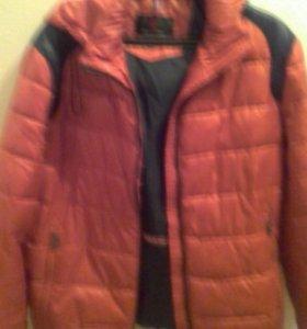 Мужской куртка